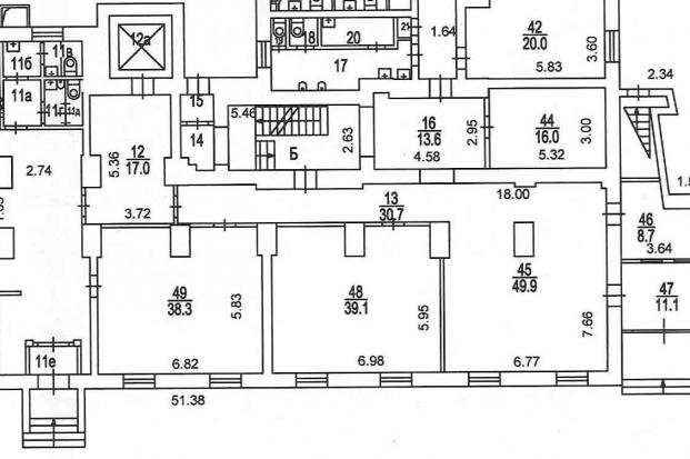 Офис 46 м2